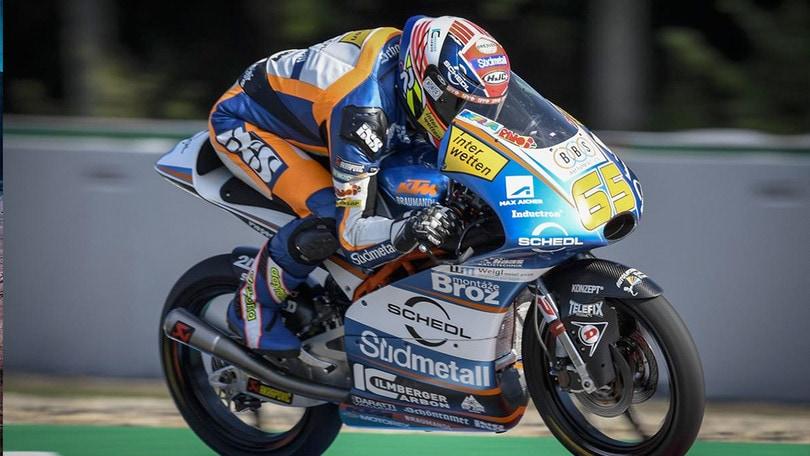 Moto3, Marco Bezzecchi leader nella classifica generale