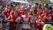 MotoGP Brno, Dovizioso: 'una gara perfetta'