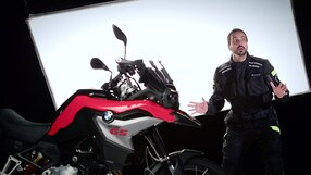 Motosprint The Test di Riccardo Piergentili: BMW F 850 GS