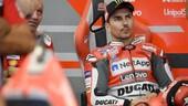 MotoGP, Lorenzo sulla Honda al test di Valencia