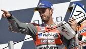 """MotoGP Misano, Dovizioso: """"Volevo questa vittoria"""""""