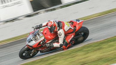 Ducati vince il titolo Superbike in Cina