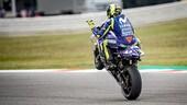 """MotoGP Aragon, Rossi: """"Vogliamo lottare per il podio"""""""
