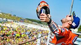 """MotoGP Aragon, Dovizioso: """"Mi aspetto di essere veloce"""