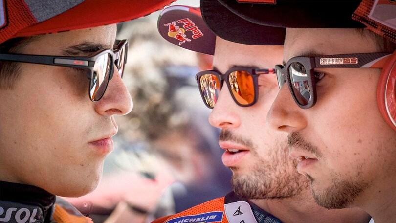 MotoGP Aragon, Marquez: due Ducati da battere