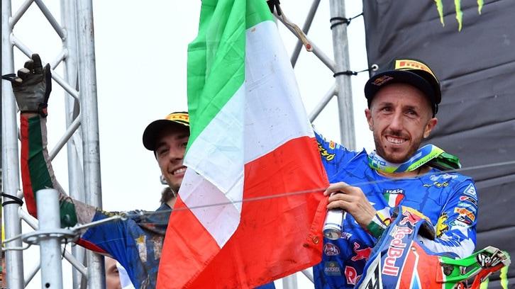 Motocross delle Nazioni: l'Italia di Cairoli è seconda