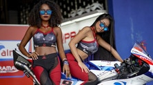 Sexy MotoGP: le ragazze più belle della Thailandia