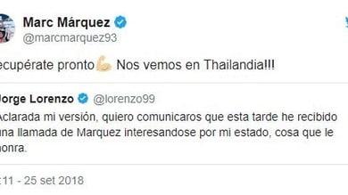 Marquez e Lorenzo: prove di matrimonio 2019