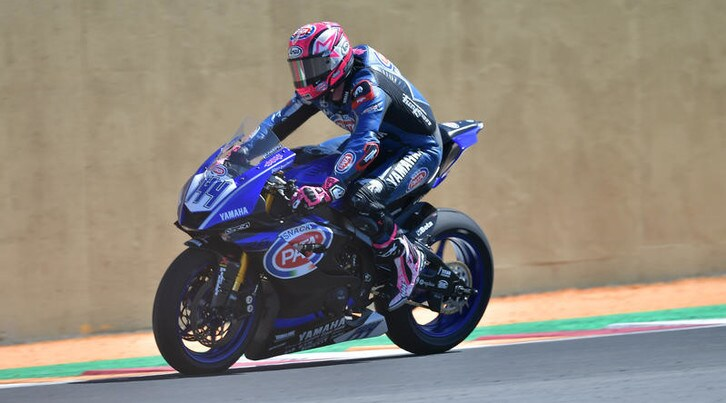 SS Argentina, qualifiche: Yamaha padrone, conferma Mahias