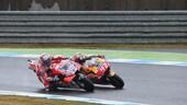 MotoGP, Dovizioso guasterà la festa di Marquez?