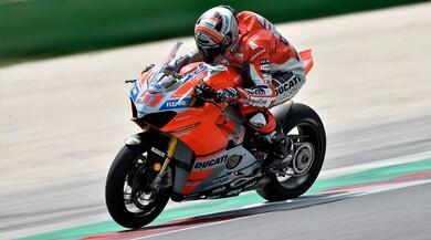 """Pirro: """"La Panigale V4 R? Vicina alla MotoGP"""""""