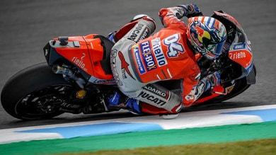 Qualifiche MotoGP Motegi: Splendida pole di Dovizioso