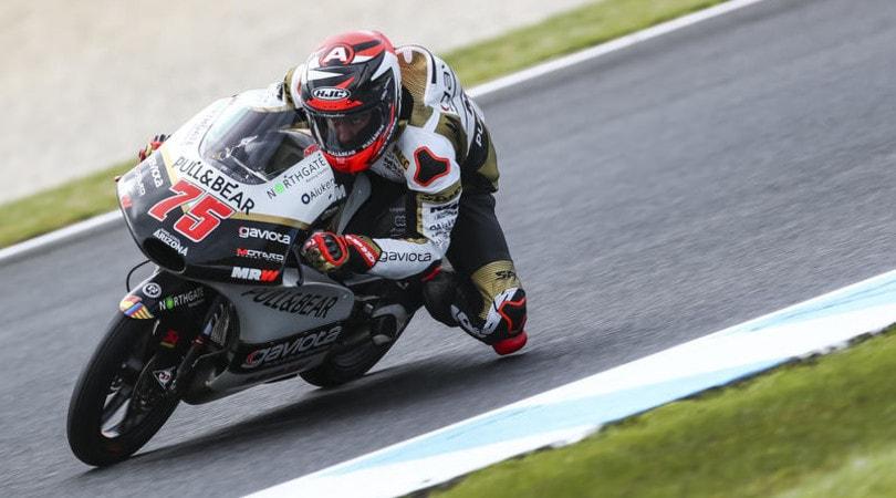 Motorland Moto3 Arenas Australia