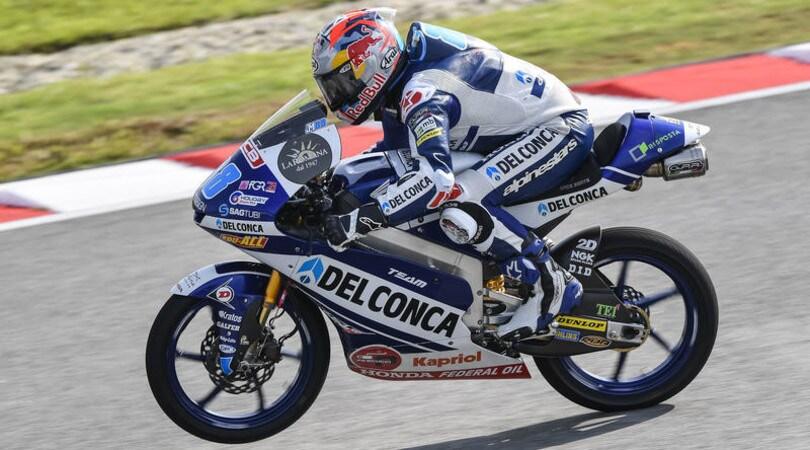 Moto3, Sepang: Martin vince ed è campione