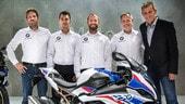 SBK: il ritorno ufficiale di BMW