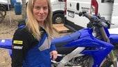 Larissa Papenmeier farà parte del team MX Fonta Racing