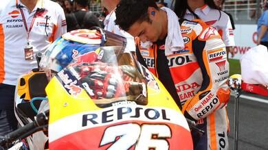 Dani Pedrosa pronto a dire addio alle gare a Valencia