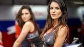 Sexy MotoGP: le ragazze più belle di Valencia - FOTO