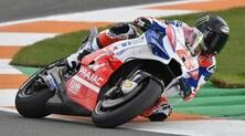 Test Valencia: Bagnaia va già forte con la Ducati MotoGP - FOTO