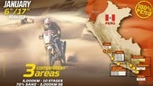 Dakar 2019, si parte il 6 gennaio. Ecco le tappe