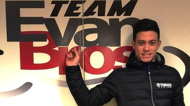 Supersport: Caricasulo torna con Evan Bros