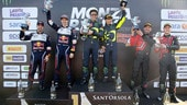 Rossi da record al Monza Rally Show