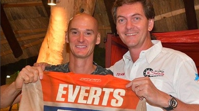 Stefan Everts in coma: ha la malaria