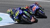 Rossi-Vinales: per i lettori di Motosprint ha ragione Valentino