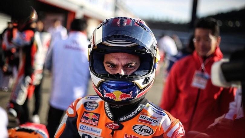 Dani Pedrosa a Honda Racing Thanks Day 2018