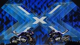 Sky Racing Team VR46, nuove grafiche 2019 - LE FOTO