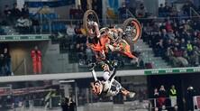 Supercross a Torino: le FOTO più belle