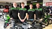 Supersport: Smrz diventa team manager
