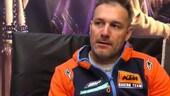 Nicola Dutto escluso dalla Dakar - VIDEO