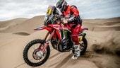 Dakar, colpo di scena: il motore tradisce Brabec