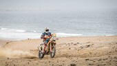 Dakar 2019, Day8: vince Walkner e Price va al comando