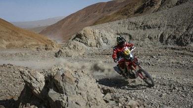 Honda alla Dakar, il disastro è completo