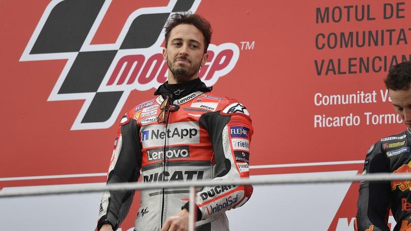 La presentazione del Ducati team MotoGP 2019