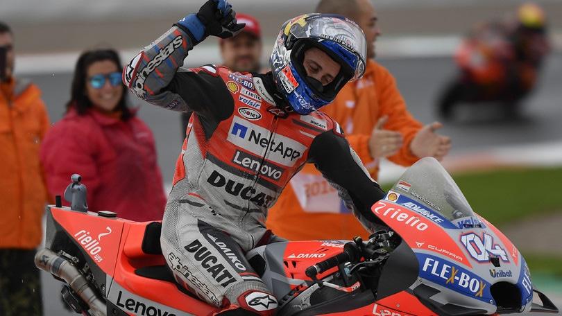MotoGp, svelata nuova Ducati. Parla Petrucci