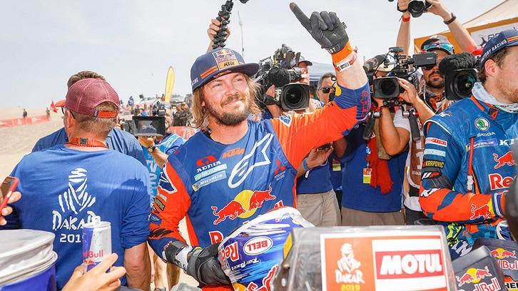 Dakar 2019: vince KTM con Toby Price