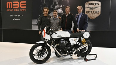 Moto Guzzi torna in pista