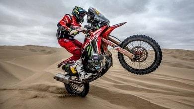 Flop Dakar, la Honda si scusa!