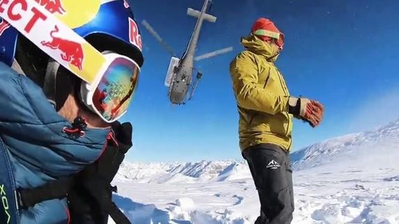 VIDEO: Andrea Dovizioso sulle nevi di Livigno