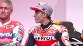 Marquez: lasciare la Honda? Sarebbe come lasciare la famiglia