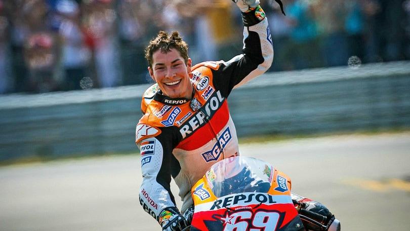 La MotoGP rende omaggio a Nicky Hayden