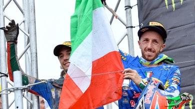 Italia squalificata al Motocross delle Nazioni