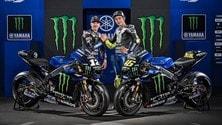 Yamaha 2019: nuovi colori per il team di Rossi e Vinales - le FOTO