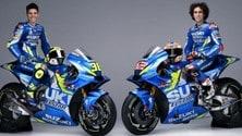 Suzuki presenta la nuova GSX-RR e sogna in grande - LE FOTO