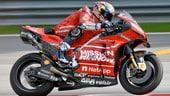 MotoGP, test Sepang, Dovizioso: Non sono contento al 100%