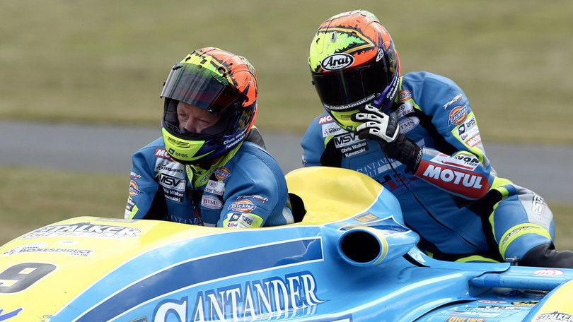 Chris Walker ci riprova con i sidecar