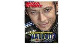 Vale40, speciale Rossi in edicola